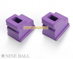Nine Ball Gas Route Sealing Rubber Packing for Marui HI-CAPA/P226 GBB (2pcs)